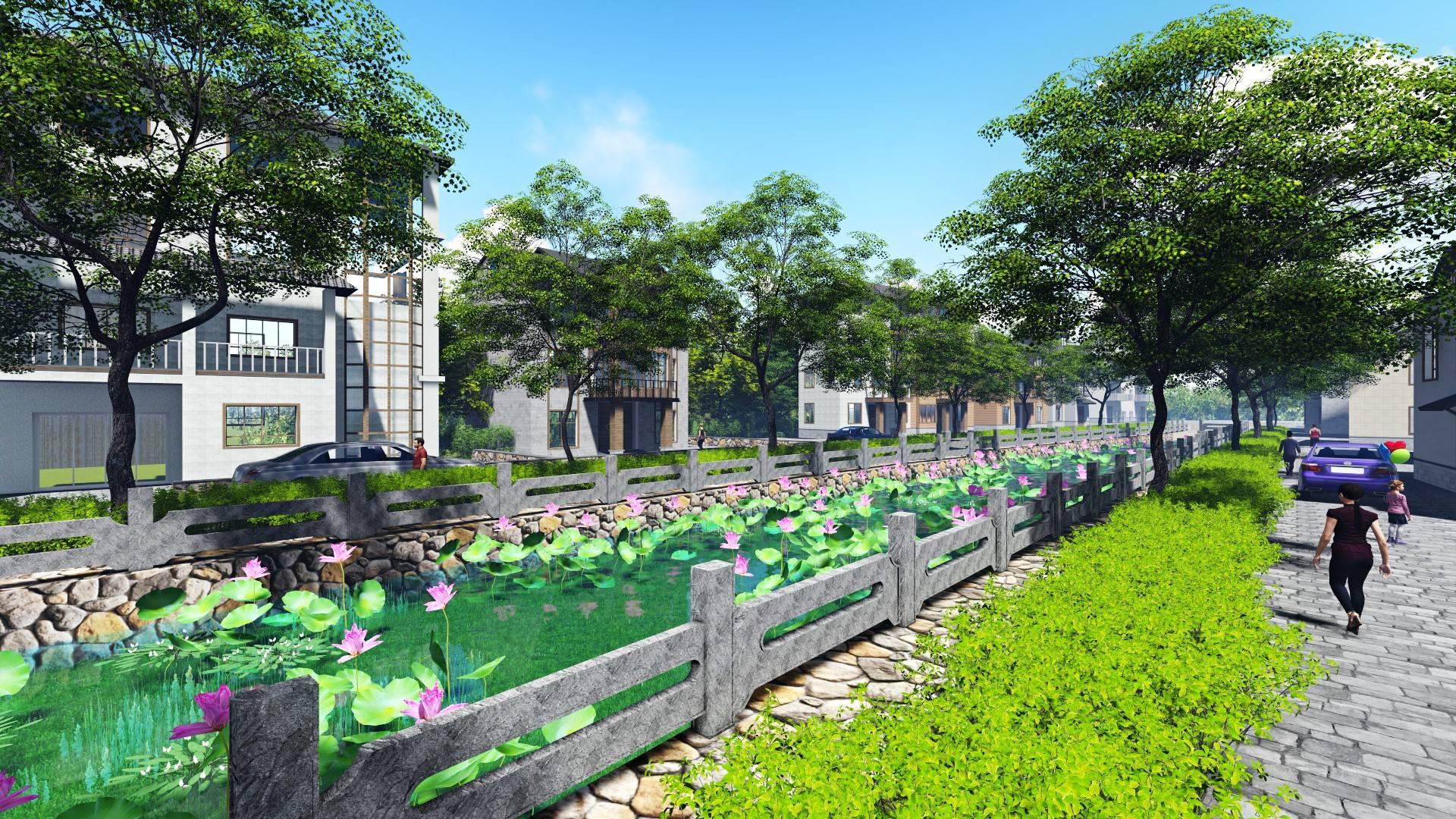 千岛湖姜家镇主题水公园景观设计