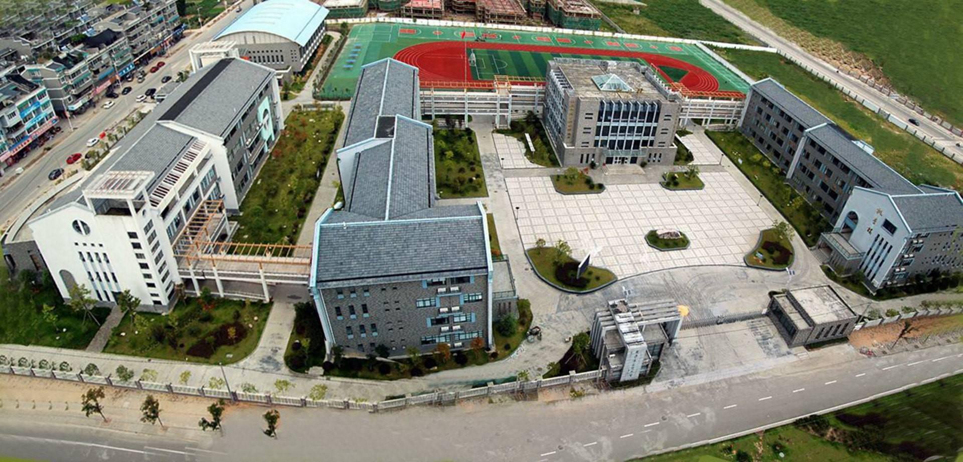 龙泉市东升小学迁建工程