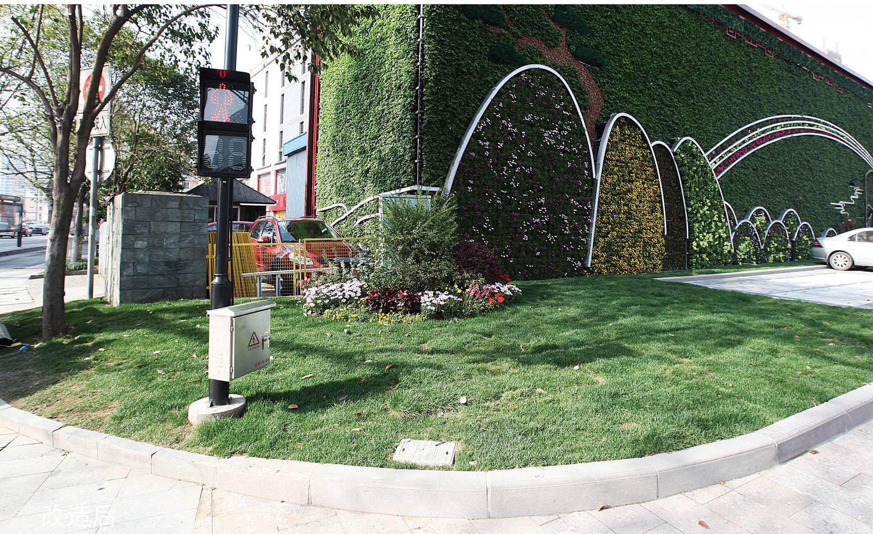杭州市拱墅区密渡桥路道路街容环境提升工程