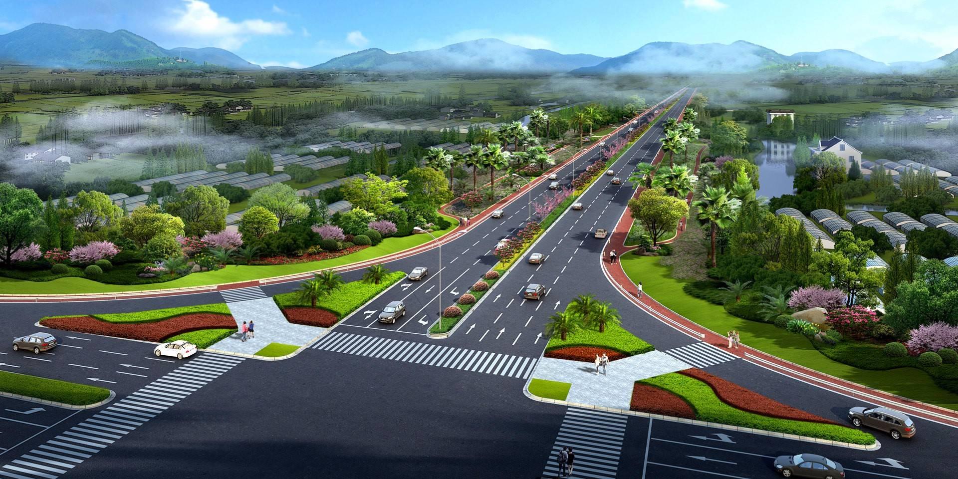 丽水市中山街(人民路-大猷街)道路改造工程设计