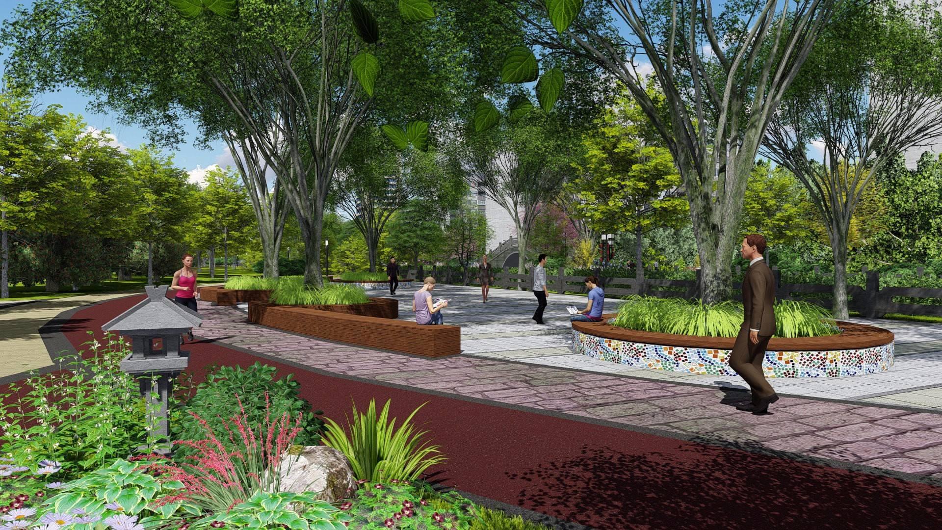 义蓬小城镇环境综合整治建设工程项目