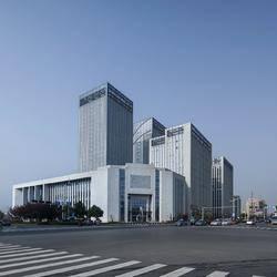兰溪市开发区企业服务中心与总部大楼