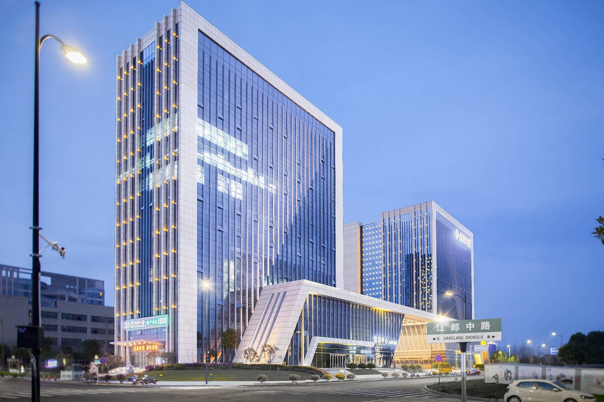 衢州西區A-6地塊金融大廈
