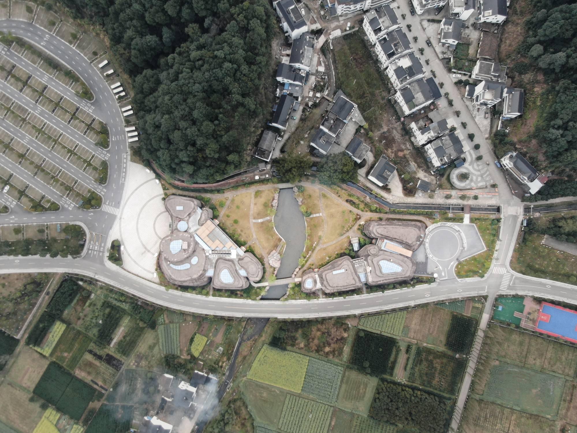 江山市江郎山游客中心及配套设施建设项目