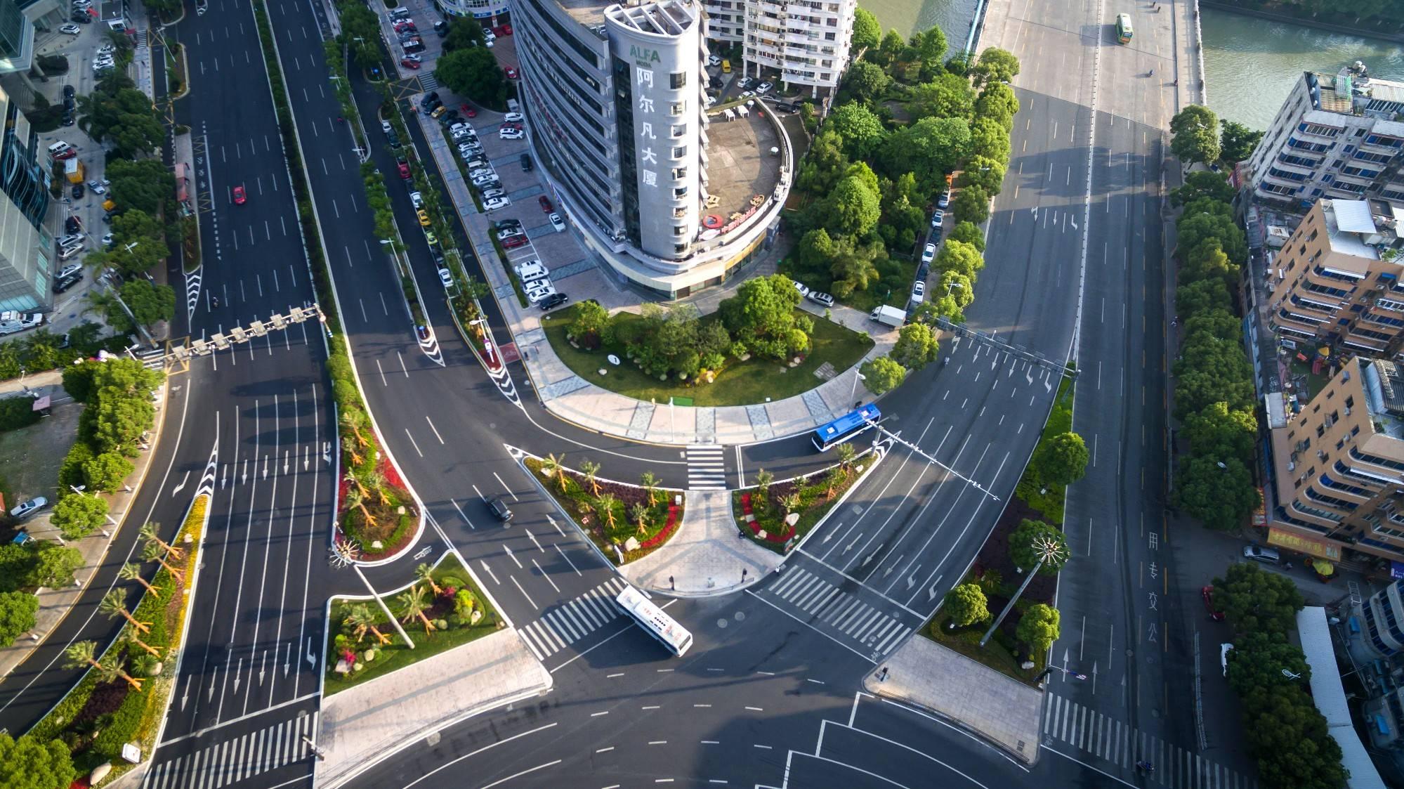 温州市鹿城区新城大道(府东路 -汤家桥路)综合整治工程
