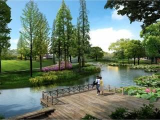 吉安市百里赣江风光带规划及中心城区赣江两岸景观设计