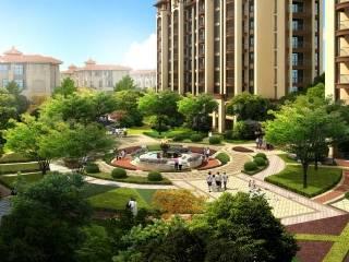 江苏溧阳燕山路地块项目景观设计