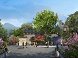 兰溪市诸葛镇长乐村景观提升工程设计