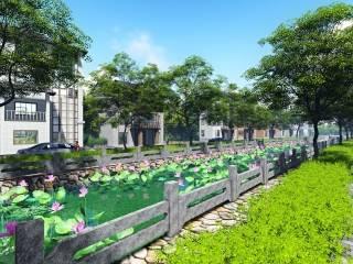 灵山区块提升改造工程---杭富村