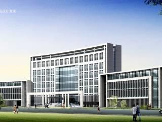 海宁医疗中心及公共卫生管理中心