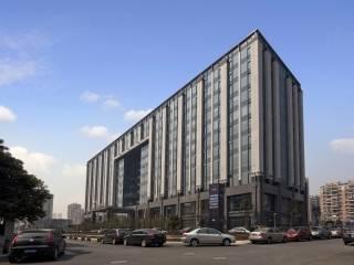 杭州古荡综合商务大楼