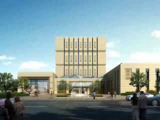 仙居縣檔案館新建項目設計