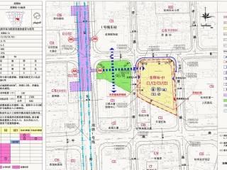 杭州市主城区地铁1号线沿线站点周边地区城市设计