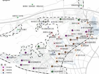 南京湯山溫泉小鎮概念性規劃設計