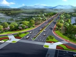 麗水市中山街(人民路-大猷街)道路改造工程設計