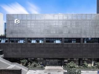 浙江工业大学大学工程设计集团总部办公楼