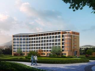 浙江工業大學小和山后勤公建項目1-B地塊D-4#學生宿舍