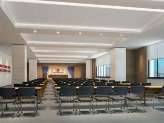 升泽科创大楼办公用房装修工程