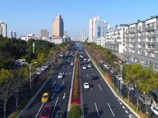温州市锦绣路(西山东路-府东路)综合整治工程