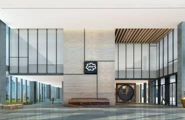 上海园林(欧宝app官网)有限公司总部办公楼