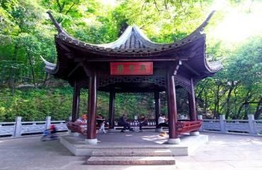 杭州市余杭区余杭街道塔山公园一期环境景观改造设计