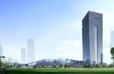 浙江钱江电力大楼