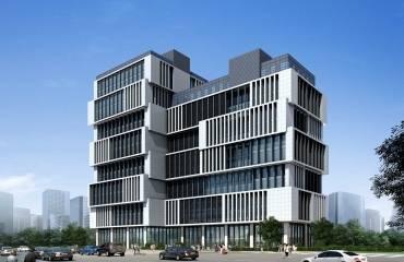 BIM杭州市肢残大综合服务中心数字化建筑设计技术咨询顾问服务