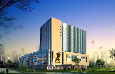 杭州新客站商业城