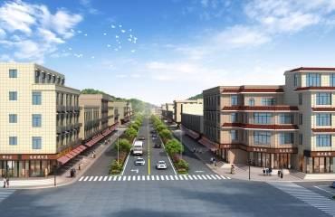 干江镇小城镇综合整治提升工程
