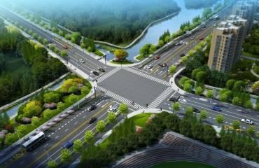 东港路道路及管网二期工程(长林路-东环路)