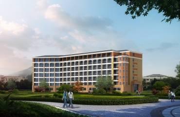 浙江工业大学小和山后勤公建项目1-B地块D-4#学生宿舍