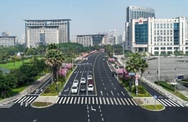 温州市鹿城区府东路(江滨路-市府路)综合整治工程