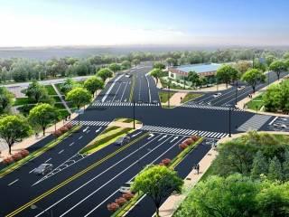 杭州市复兴路综合整治工程