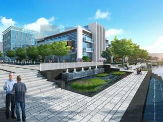 中国·乌镇互联网产业园先导区一期绿化景观工程