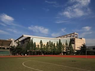浙江工业大学朝晖校区师生活动中心、游泳馆