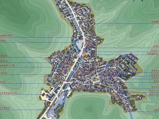杭州市西湖风景名胜区梅家坞-梵村整治设计