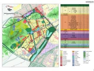 星桥新城概念规划