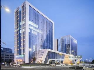 衢州西区A-6地块金融大厦