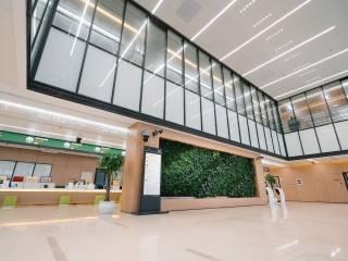 萧山区科技创新中心项目精装修设计(标段二)(竣工)