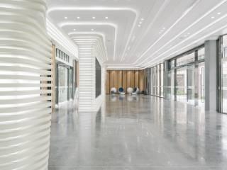 浙江广播电视大学德清学院迁建工程一二组团室内装修设计