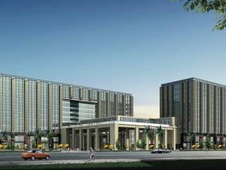 杭州市古荡商务综合大楼